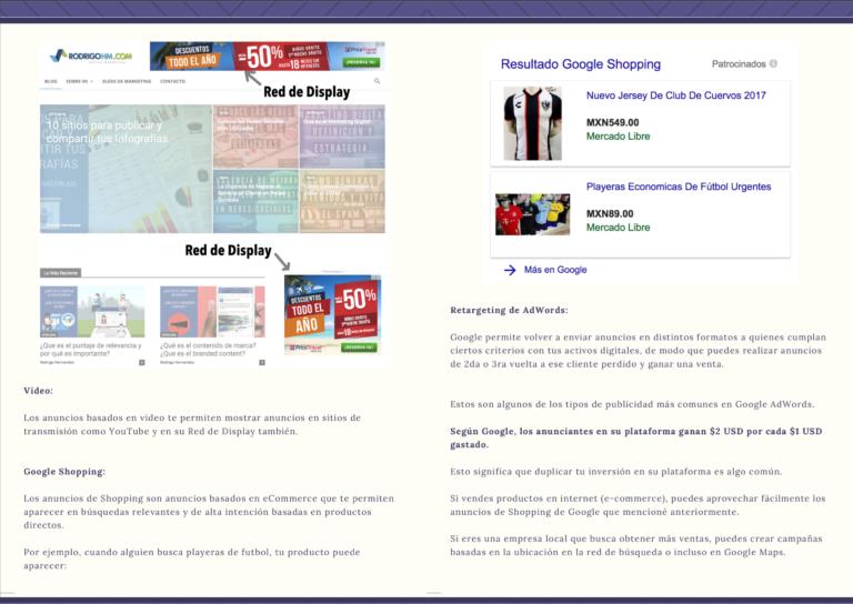 Google Adwords VS Facebook Ads - ¿Cual elegir?