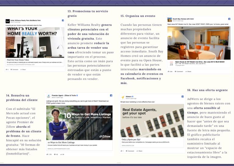Facebook Marketing Para Empresas de Bienes Raíces