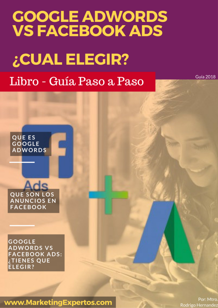 Google Adwords VS Facebook Ads - ¿Cual elegir?