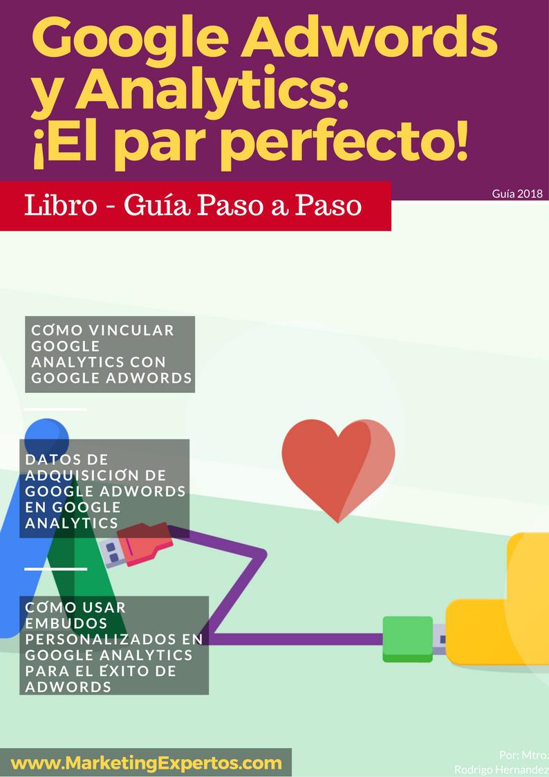 Google Adwords y Analytics: ¡El par perfecto!