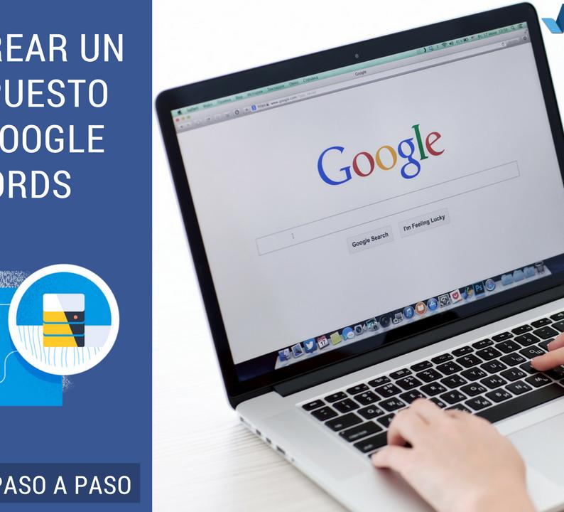 Cómo crear un presupuesto para Google Adwords