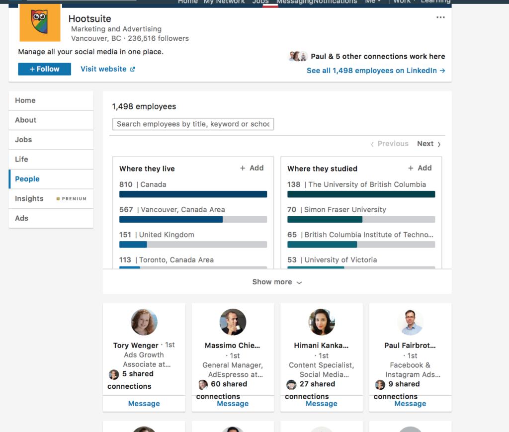 Cómo promocionar tu negocio en LinkedIn de forma orgánica