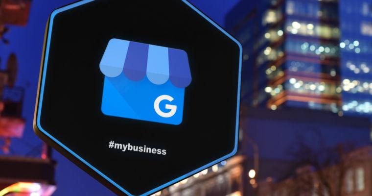 El 5% de las vistas de los listados de Google My Business dan como resultado una acción del cliente