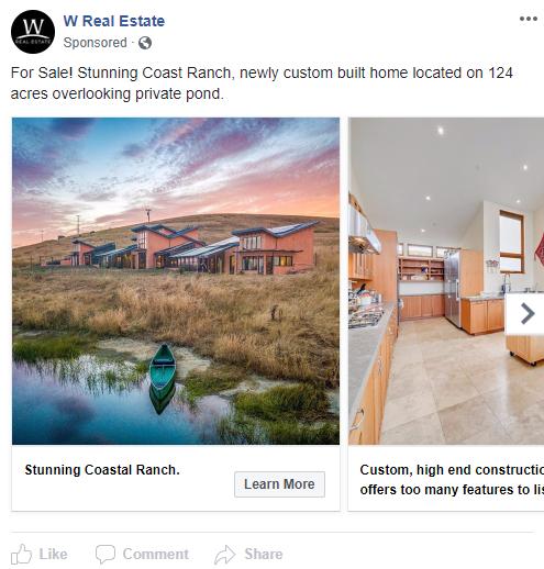 Publicidad para bienes raíces que venden más propiedades 4