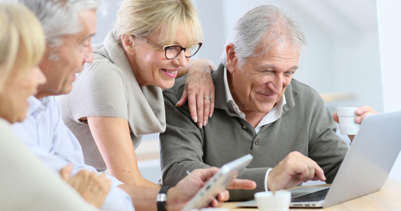 5 formas para dirigirse a los adultos mayores con el marketing digital