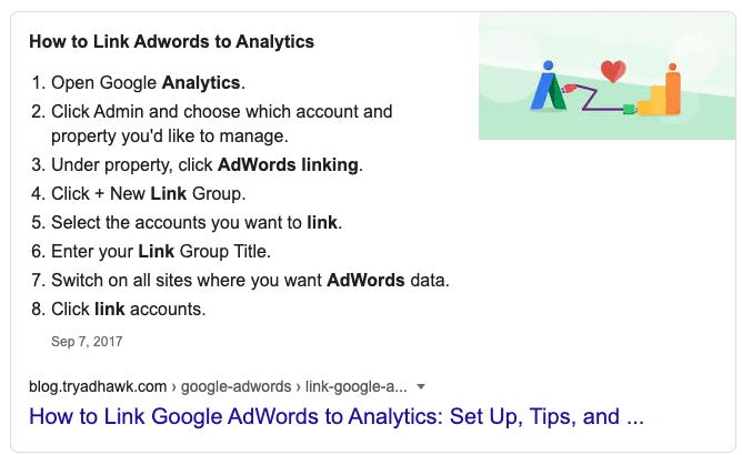 Pasos para conectar Analytics con Google Ads
