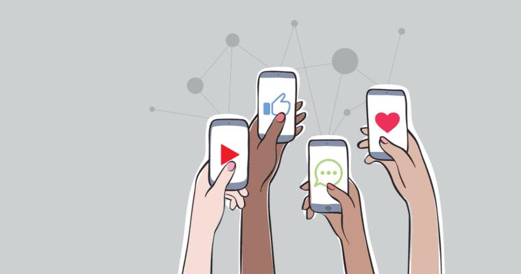 Cómo crear contenido atractivo en redes sociales